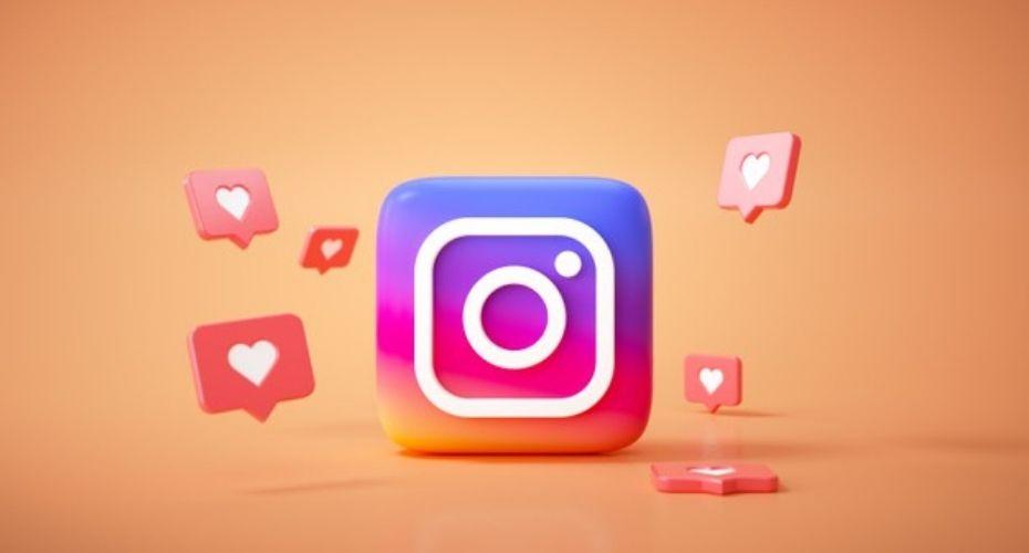 3d instagram application