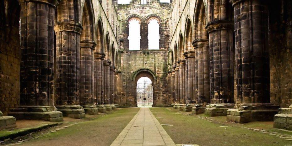 Leeds, Kirkstall Abbey