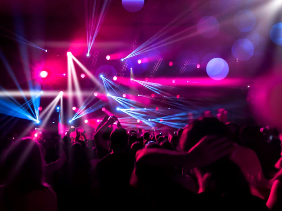 people dance floor